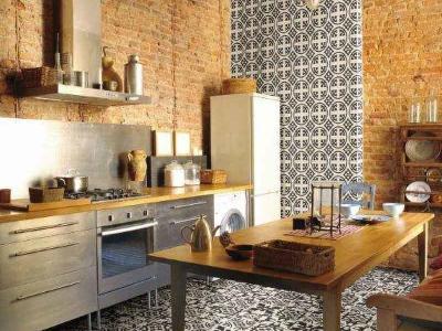堅磁歐洲磁磚 寶格麗-地毯花磚