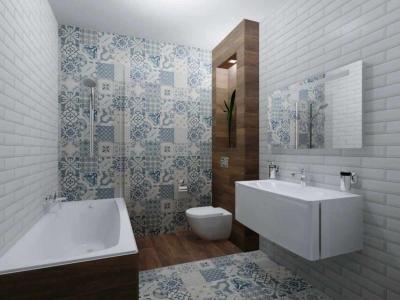 堅磁歐洲磁磚 青花瓷-地毯花磚