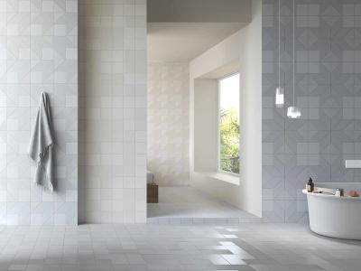 堅磁歐洲磁磚 幾何-設計師聯名地磚