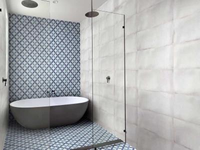 堅磁歐洲磁磚 巴塞隆納-地毯花磚