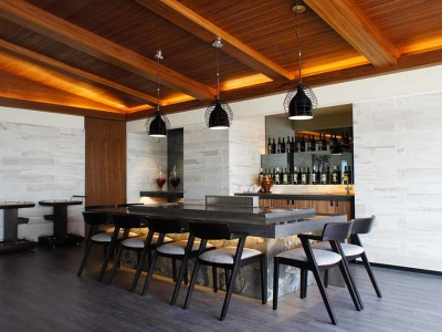 堅磁歐洲磁磚 馬達加斯加-原木木紋磚