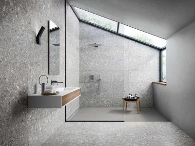 堅磁歐洲磁磚 時尚之都-水磨石磚